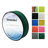 PE Braided Line / Dyneema / Superline PE 0.1 0.126 mm Sea Fishing Fly Fishing Ice Fishing / Spinning / Jigging Fishing / Freshwater Fishing / Carp Fishing / Bass Fishing