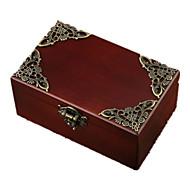 Music Box Music Jewelry box Wood Vintage Unisex Toy Gift