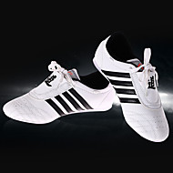 Sneakers Breathable Anti-Slip Wearable Wearproof Low-Top Taekwondo Mixed Martial Arts (MMA) Spring Summer Fall White / Black