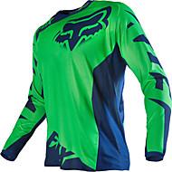 povoljno -lisica motocikl terenska majica s dugim rukavima jahačko odijelo od sporta na otvorenom sportska casual odjeća crna narančasta žuta crvena zelena plava siva i razne veličine
