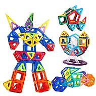 Blok magnetyczny Płytki magnetyczne Klocki 168 pcs Samochód Robot Pojazd budowalny zgodny Legoing Prezent Magnetyczne Dla chłopców Dla dziewczynek Zabawki Prezent