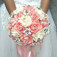 """Wedding Flowers Bouquets Wedding Polyester 7.87""""(Approx.20cm)"""