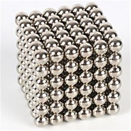 Magnet Toy Magnetic Balls Building Blocks Super Strong Rare-Earth Magnets Neodymium Magnet Iron(nickel plated) Classic Fun Kid's / Teen / Adults' Boys' Girls' Toy Gift
