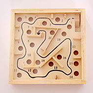 Board Game Toys Square Wooden Pieces Unisex Gift