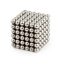 64 pcs 4mm Mágneses játékok mágneses Balls Építőkockák Puzzle Cube Stressz és szorongás oldására Enyhíti ADD, ADHD, a szorongás, az autizmus Mágneses Fiú Lány Játékok Ajándék