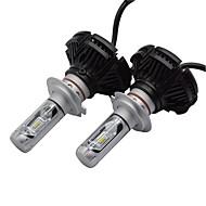 baratos -2 pcs h7 h8 h11 h9 h10 9006 9005 lâmpadas de carro 50 w de alto desempenho led 6000lm faróis de lâmpadas de farol de carro peças de automóveis lâmpada