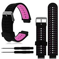 cheap -For Garmin Forerunner 220 230 235 620 630 735XT Replacement Wrist Watch Band Strap