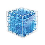 Magic Cube 3D Maze Puzzle Box Fashion Friends Convenient Fun Creative 1 pcs Square Shaped 3D Cubic Twist Kid's Adults' Boys' Girls' Toy Gift