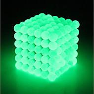 64 pcs 5mm Mágneses játékok mágneses Balls Építőkockák Puzzle Cube Strand Mágneses típus Stressz és szorongás oldására Enyhíti ADD, ADHD, a szorongás, az autizmus Felnőttek Fiú Lány Játékok Ajándék