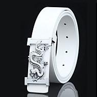 Men's Active / Basic Waist Belt - Solid Colored