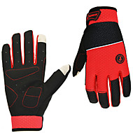 Winter Bike Gloves / Cycling Gloves Mountain Bike Gloves Mountain Bike MTB Road Bike Cycling Thermal / Warm Touch Screen Windproof Breathable Full Finger Gloves Touch Screen Gloves Sports Gloves