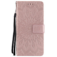 Case For Huawei P10 Plus / P10 Lite / P10 Wallet / Card Holder / with Stand Full Body Cases Mandala Hard PU Leather