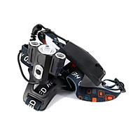10000 lm Headlamps / Headlamp Straps / Safety Light LED 1 Mode Professional / Wearproof