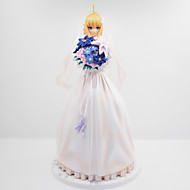 Anime Action Figures Inspired by Fate / stay night Altria Pendragon PVC(PolyVinyl Chloride) CM Model Toys Doll Toy Men's Women's