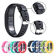 cheap -Watch Band for Vivofit 4 Garmin Sport Band Silicone Wrist Strap
