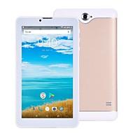 Ampe 706 7 inch Phablet (Android 4.4 1024 x 600 Quad Core 1GB+8GB) / 32 / TFT / Micro USB / SIM Card Slot / TF Card slot