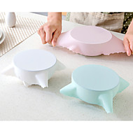22.5cm Silicone Suction Lid Bowl Pan Pot Reusable Stretchy Cover