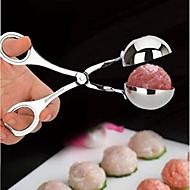 Nerezová ocel / železo Nástroje DIY Mold Náčiní Kuchyňské náčiní u masa 1ks