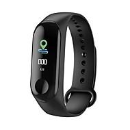 m3 smart sports bracelet fitness tracker с пульсометром bluetooth водонепроницаемый шагомер для android ios