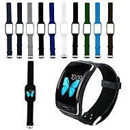 cheap -Watch Band for Gear S R750 Samsung Galaxy Sport Band Silicone Wrist Strap