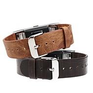 Cinturino per orologio  per Fitbit Charge 2 Fitbit Cinturino di pelle Vera pelle Custodia con cinturino a strappo