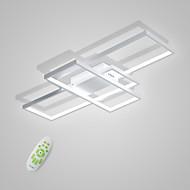 billige -CONTRACTED LED® 3-Light 50 cm geometrisk mønster Skyllmonteringslys Metall Lineær Malte Finishes LED / Chic & Moderne 110-120V / 220-240V