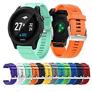 cheap -Watch Band for Forerunner 935 Garmin Sport Band Silicone Wrist Strap