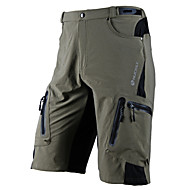 cheap -Nuckily Men's Cycling MTB Shorts Lycra Bike Shorts MTB Shorts Pants Waterproof Breathable Quick Dry Sports Black / Army Green / Khaki Mountain Bike MTB Road Bike Cycling Clothing Apparel Advanced