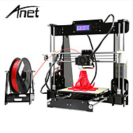 Anet A8 High Precision High Quality FDM Desktop DIY 3D Printer(Assembly instructions in SD card)