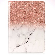 cheap -Case For Apple iPad Mini 5 / iPad New Air(2019) / iPad Air Card Holder / with Stand / Flip Full Body Cases Marble Hard PU Leather / iPad Pro 10.5 / iPad (2017)