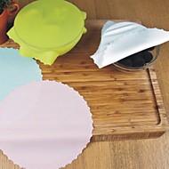 billige -silikon skål deksel lokket kjøleskap konserveringsmiddel film gjenbrukbar strekkbar mat beholder forsegling dekk kjøkken bakemat mat verktøy