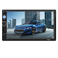 ieftine -SWM 7010B 7 inch 2 Din Car MP5 Player Touch Screen / Comenzi Volan / Suport SD / USB pentru Volvo / Volkswagen / Suzuki RCA / Ieșire TV / Bluetooth A sustine MPEG / AVI / MPG MP3 / WMA / WAV JPEG