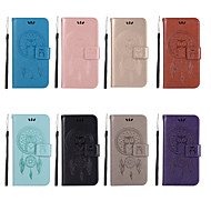 Case For Xiaomi Xiaomi Redmi Note 6 / Xiaomi Redmi 6 Pro / Redmi 6 Wallet / Card Holder / with Stand Full Body Cases Owl Hard PU Leather