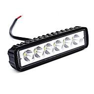 baratos -OTOLAMPARA 1 Peça Carro Lâmpadas 18 W LED de Alto Rendimento 1800 lm 6 LED Luz de Trabalho Para Ford / Renault / General Motors Escort / Sierra / Edge Todos os Anos