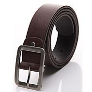 Men's Work / Active / Basic Buckle - Solid Colored