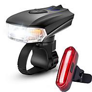LED Pyöräilyvalot Ladattava valaisinsarja polkupyörään Polkupyörän etuvalo Polkupyörän jarruvalo Maastopyöräily Pyörä Pyöräily Vedenkestävä Useita toimintatiloja Älykäs induktio Valoanturi Ladattava