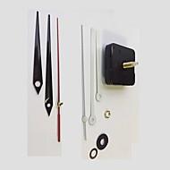 billige -stor kvarts vegg klokke bevegelse diy klokke mekanisme deler klassisk hengende svart kvarts klokke veggen klokke bevegelse
