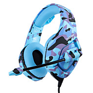 LITBest Gaming Headset Kabel Nej Ny Design Stereo Spel