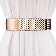 Knit / Metalic Dailywear / Causal Sash With Belt Women's Sashes