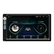 SWM A5 7 inch 2 DIN Android 8.1 Car Multimedia Player / Car MP5 Player / Car MP4 Player Touch Screen / Micro USB / MP3 for MicroUSB / Other Support MPEG / MPG / WMV MP3 / WMA / WAV JPEG / BMP / RAW