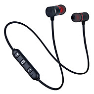 cheap -Bluetooth 5.0 Earphone Sports Neckband Magnetic Wireless Earphones Stereo Earbuds Music Metal Headphones With Mic For All Phones