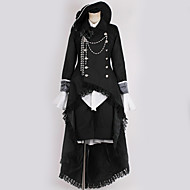 Inspired by Black Butler Cosplay Anime Cosplay Costumes Japanese Cosplay Suits Contemporary More Accessories / Costume For Men's / Women's