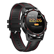 חכמים שעונים דיגיטלי סגנון מודרני ספורטיבי סיליקוןריצה 30 m עמיד במים מוניטור קצב לב בלותוט' דיגיטלי יום יומי חוץ - שחור / צהוב שחור / לבן שחור / אדום