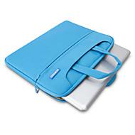"Shoulder Bags / Handbags Solid Colored Textile for MacBook 12'' / New MacBook Pro 15-inch / New MacBook Air 13"" 2018"