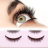Eyelash Extensions 1 pcs Ultra Light (UL) Casual / Daily Animal wool eyelash Daily Wear Natural Long - Makeup Daily Makeup High Quality Cosmetic Grooming Supplies