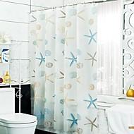 dusj gardiner moderne Peva vanntett bad