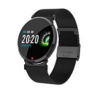 E28 Bărbați Uita-te inteligent Android iOS Bluetooth Smart Sporturi Rezistent la apă Monitor Ritm Cardiac Măsurare Tensiune Arterială Cronometru Pedometru Reamintire Apel Monitor de Activitate