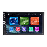 baratos -Factory OEM WN7092S 7 polegada 2 Din Android 9.0 In Dash-DVD / Jogador multimídia de carro / Navegador gps do carro satélite / Sem fio Integrado / RDS para Universal RCA / GPS Apoio, suporte Mpeg