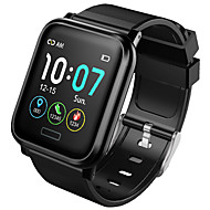 B1 Smart Watch BT Fitness Tracker Support Notify/ Heart Rate Monitor Sport Smartwatch Compatible Samsung/ Android/ Iphone