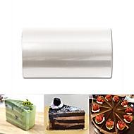 Practical Mousse Cake Edge Wrap Dessert Surrounding Hard Bound Cake Edges PET Plastic Band DIY Baking Packaging Decoration Tools